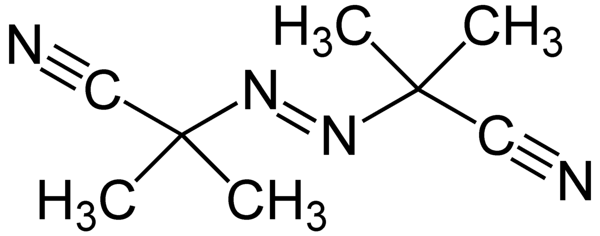 Азобисизобутиронитрил