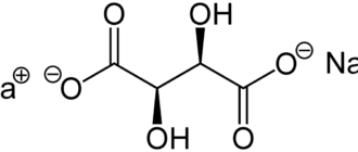 Тартрат натрия