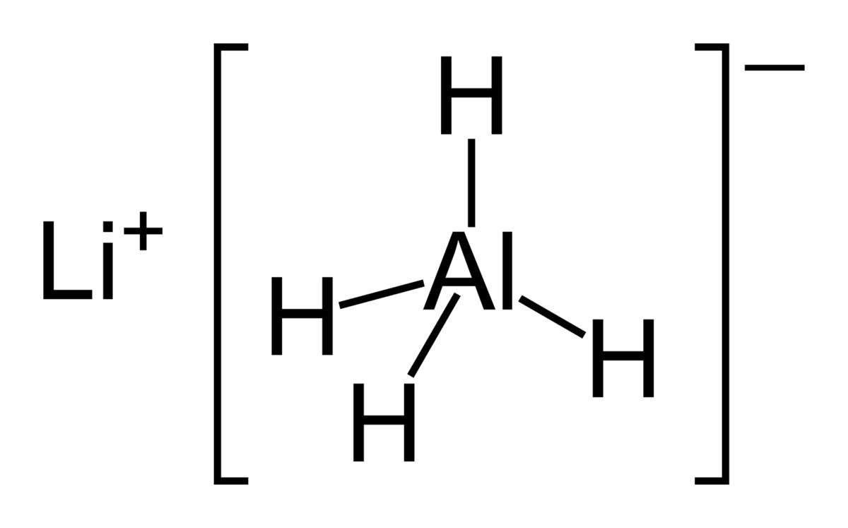 Алюмогидрид лития