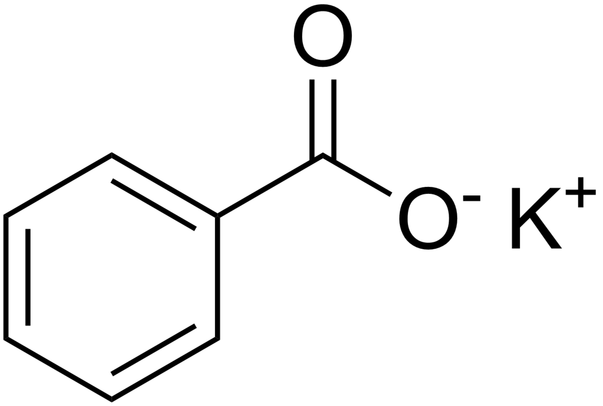 Бензоат калия