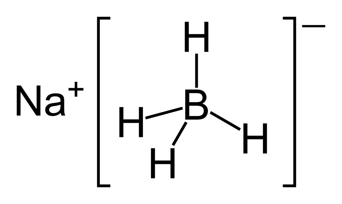 Борогидрид натрия