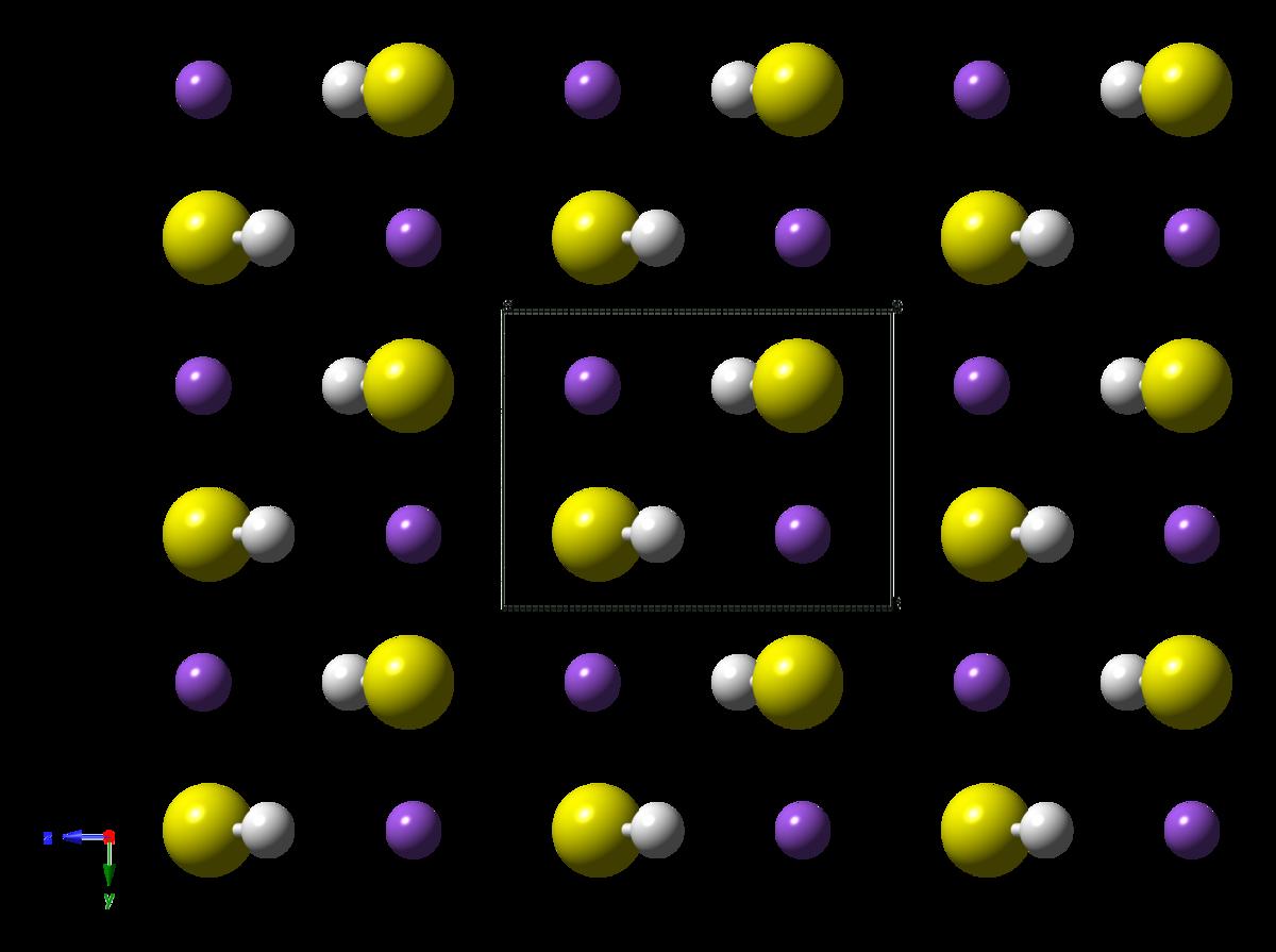 Гидросульфид натрия