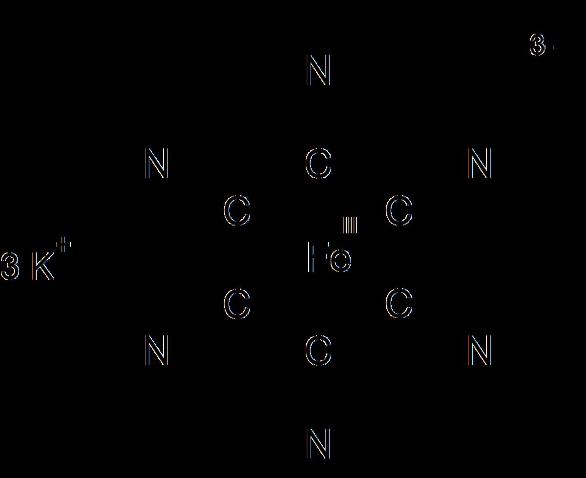 Гексацианоферрат(III) калия