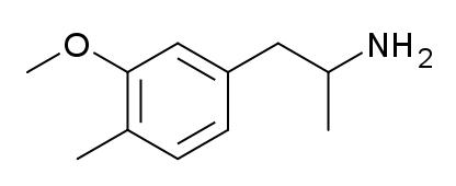 3-Метокси-4-метиламфетамин
