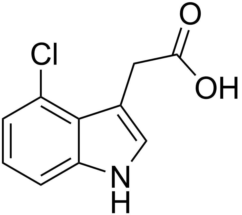 4-Хлориндолил-3-уксусная кислота