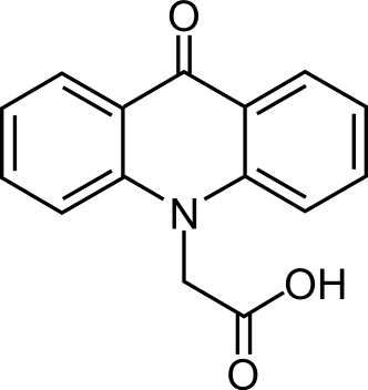 Акридонуксусная кислота