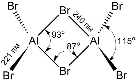 Бромид алюминия