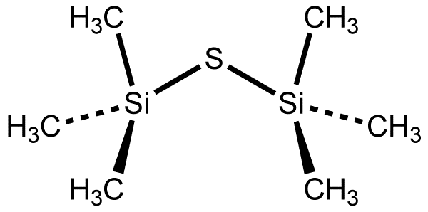 Бис(триметилсилил)сульфан