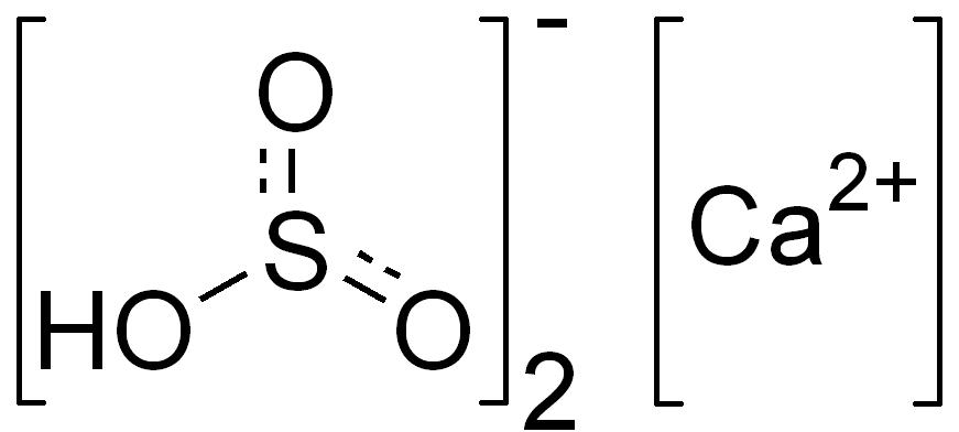 Гидросульфит кальция