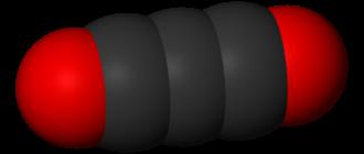 Диоксид триуглерода