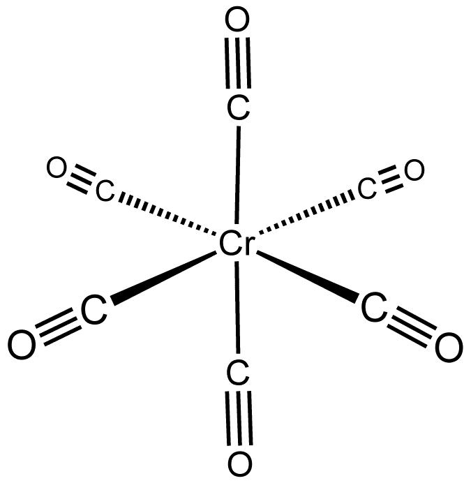 Гексакарбонил хрома