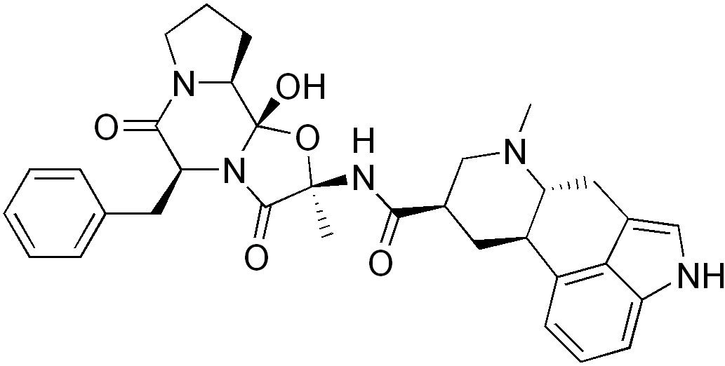 Дигидроэрготамин