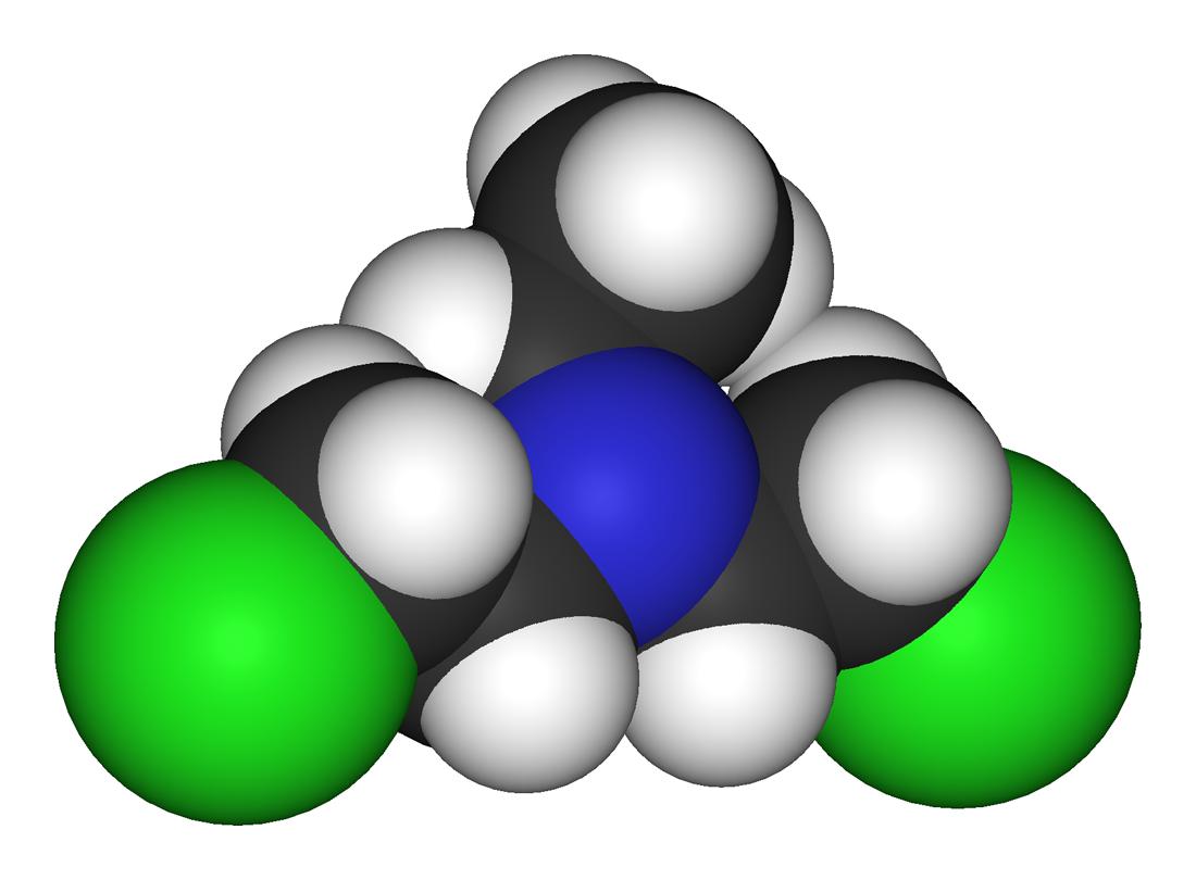 Бис-(2-хлорэтил)этиламин