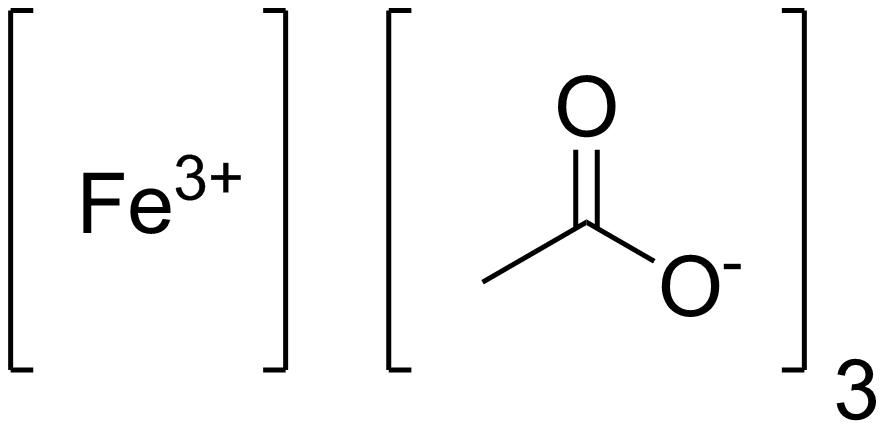 Ацетат железа (III)
