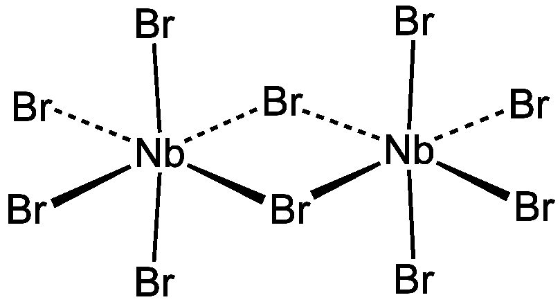 Бромид ниобия(V)