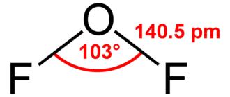Фторид кислорода(II)