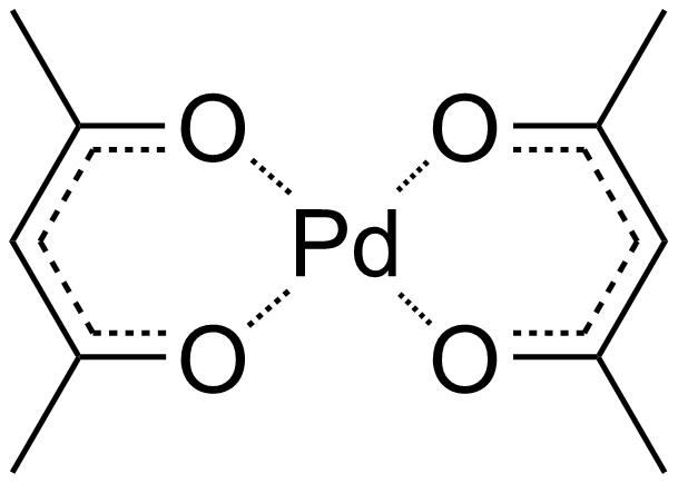 Ацетилацетонат палладия(II)