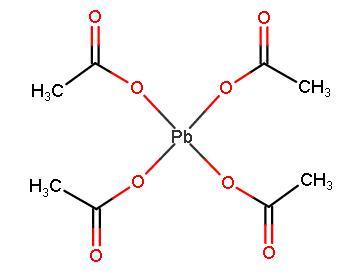 Ацетат свинца(IV)