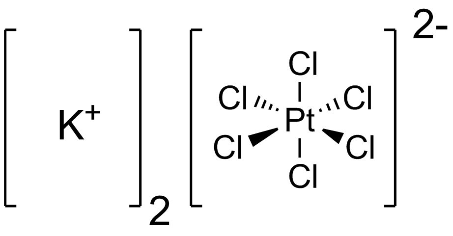 Гексахлороплатинат(IV) калия