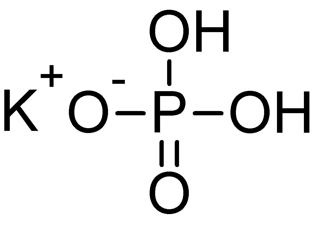 Дигидроортофосфат калия
