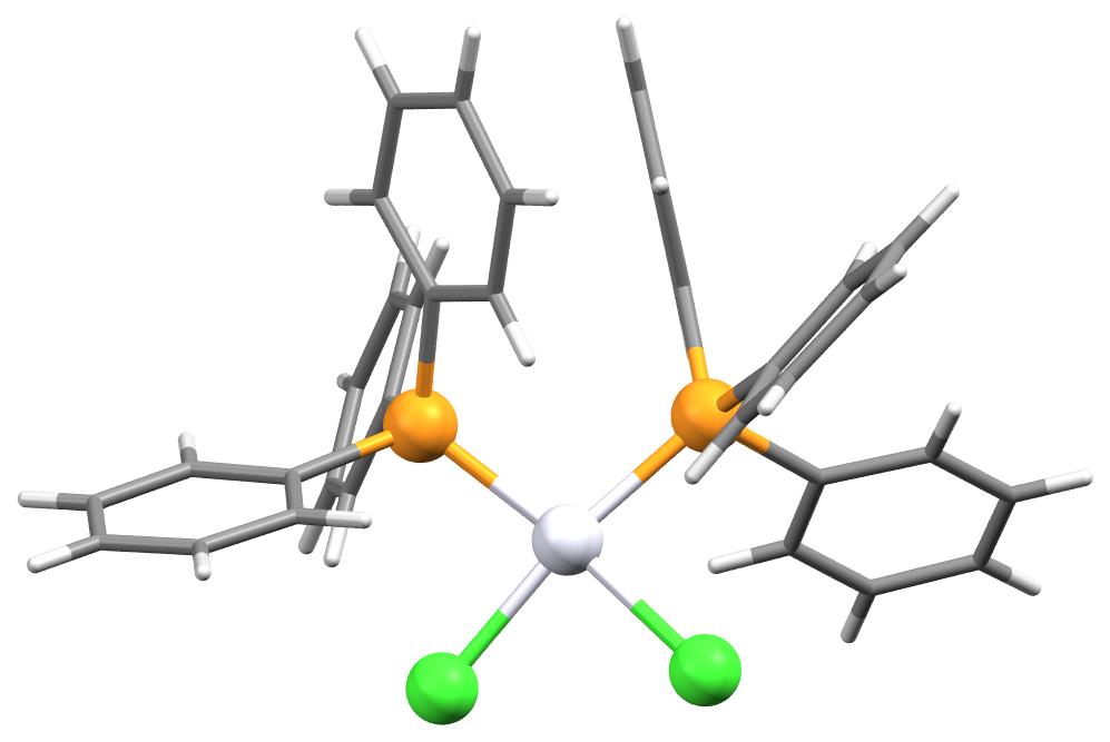 Дихлоробис(трифенилфосфин)платина