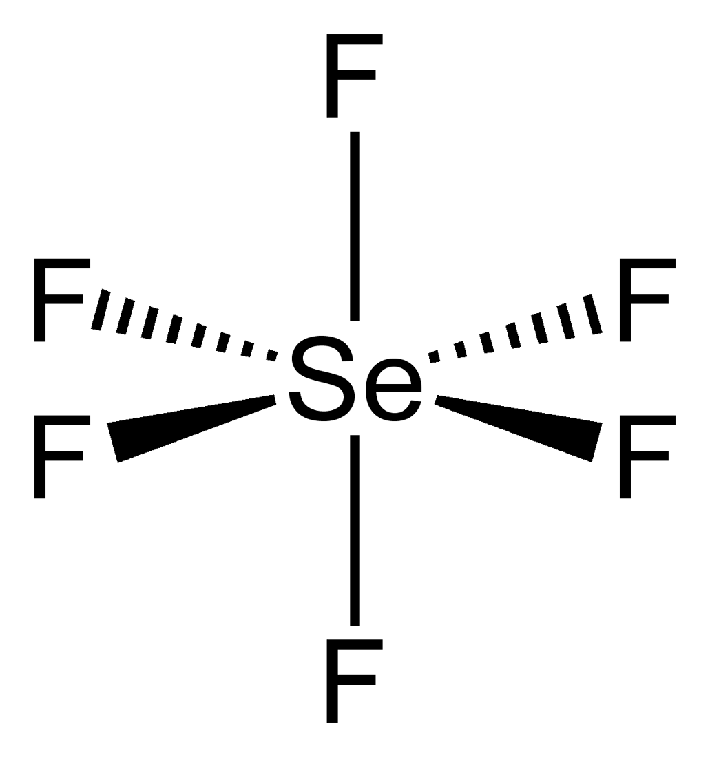 Гексафторид селена