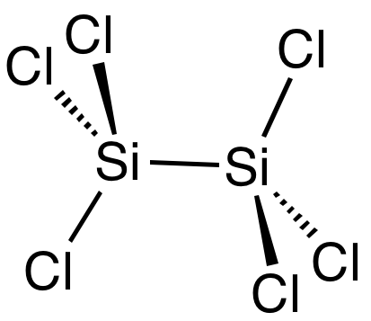 Гексахлорид дикремния