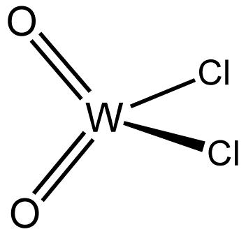 Диоксидихлорид вольфрама
