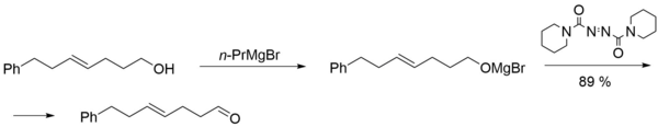1,1′-(Azodicarbonyl)dipiperidine use