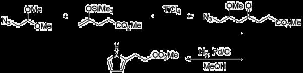 2-Azido-1,1-dimethoxyethane in org syn.png
