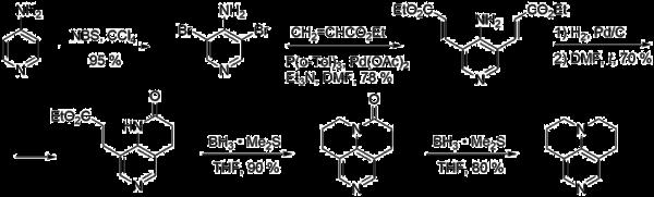 9-Azajulolidine synthesis